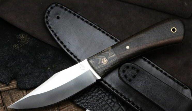 Балем от Геннадия Дедюхина -отличный универсальный нож, от хорошего мастера