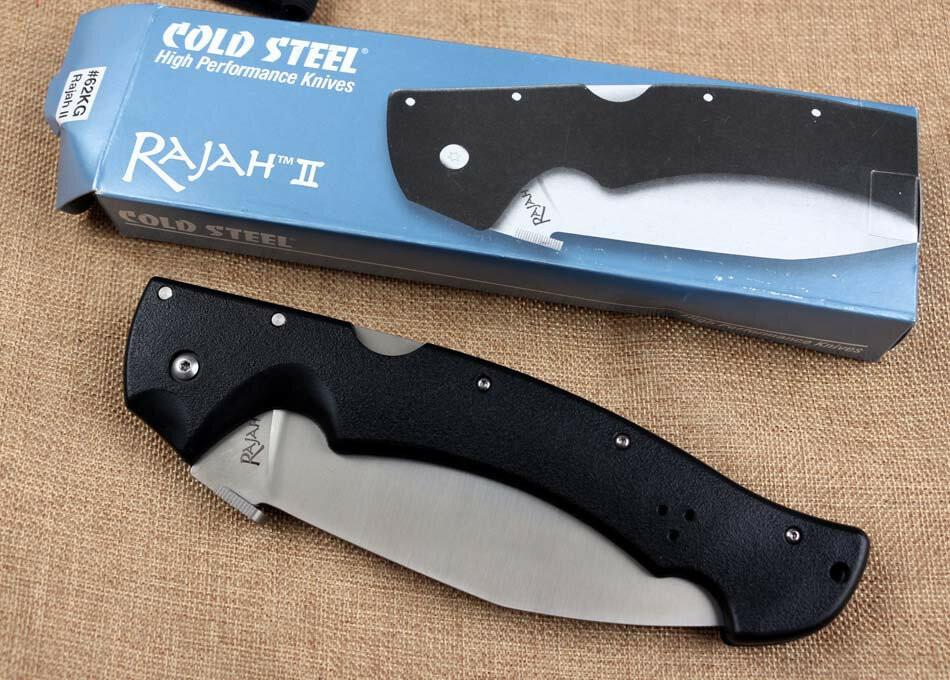 Cold Steel Rajah II – я достаю из широких штанин…