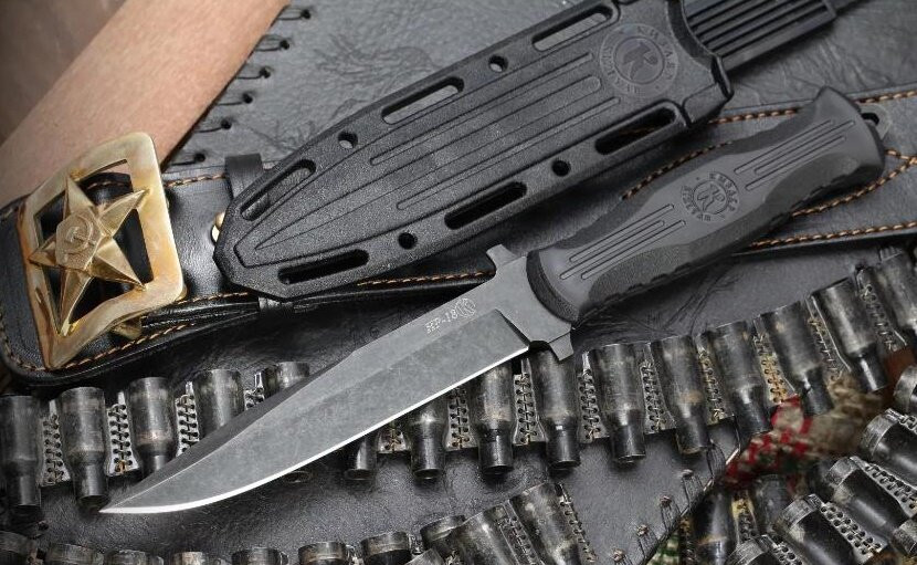 Кизляр НР 18 - нож разведчика в современном прочтении