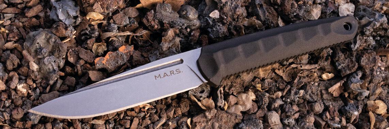 Инструмент космонавта или привычный всем коммерческий ход от Кизляр? Outdoor нож МАРС!