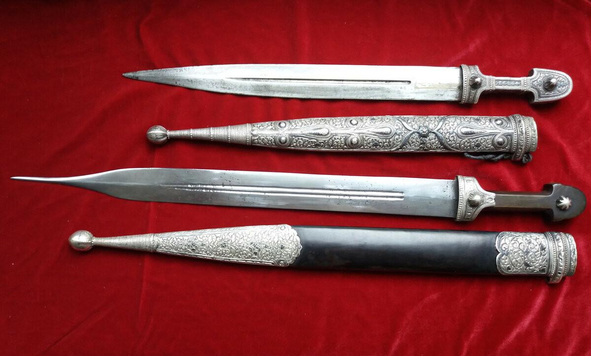 Ножи настоящих мужчин