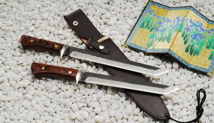 Какие бывают ножи из Японии?