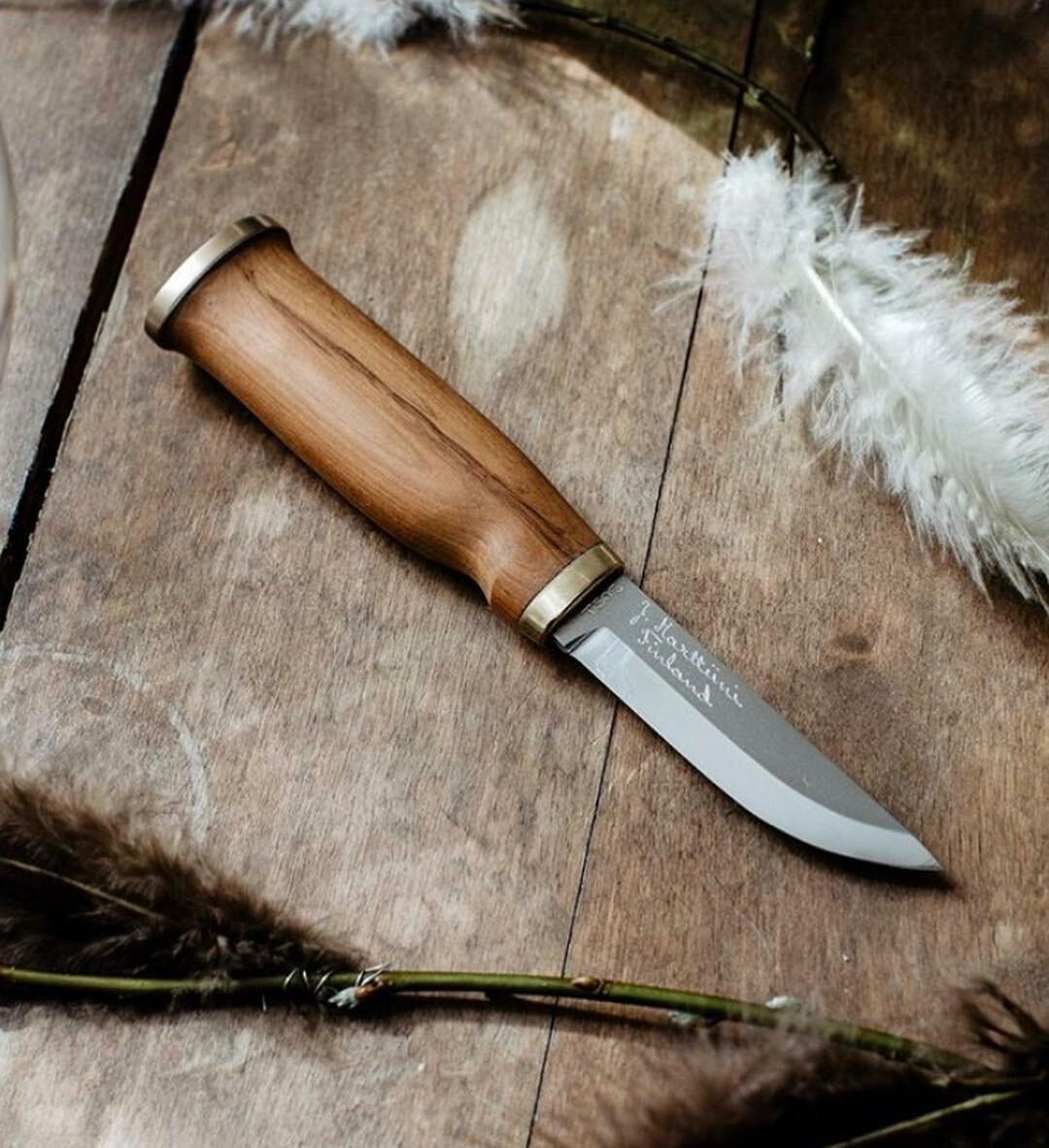 Нож охотника и туриста северных народов