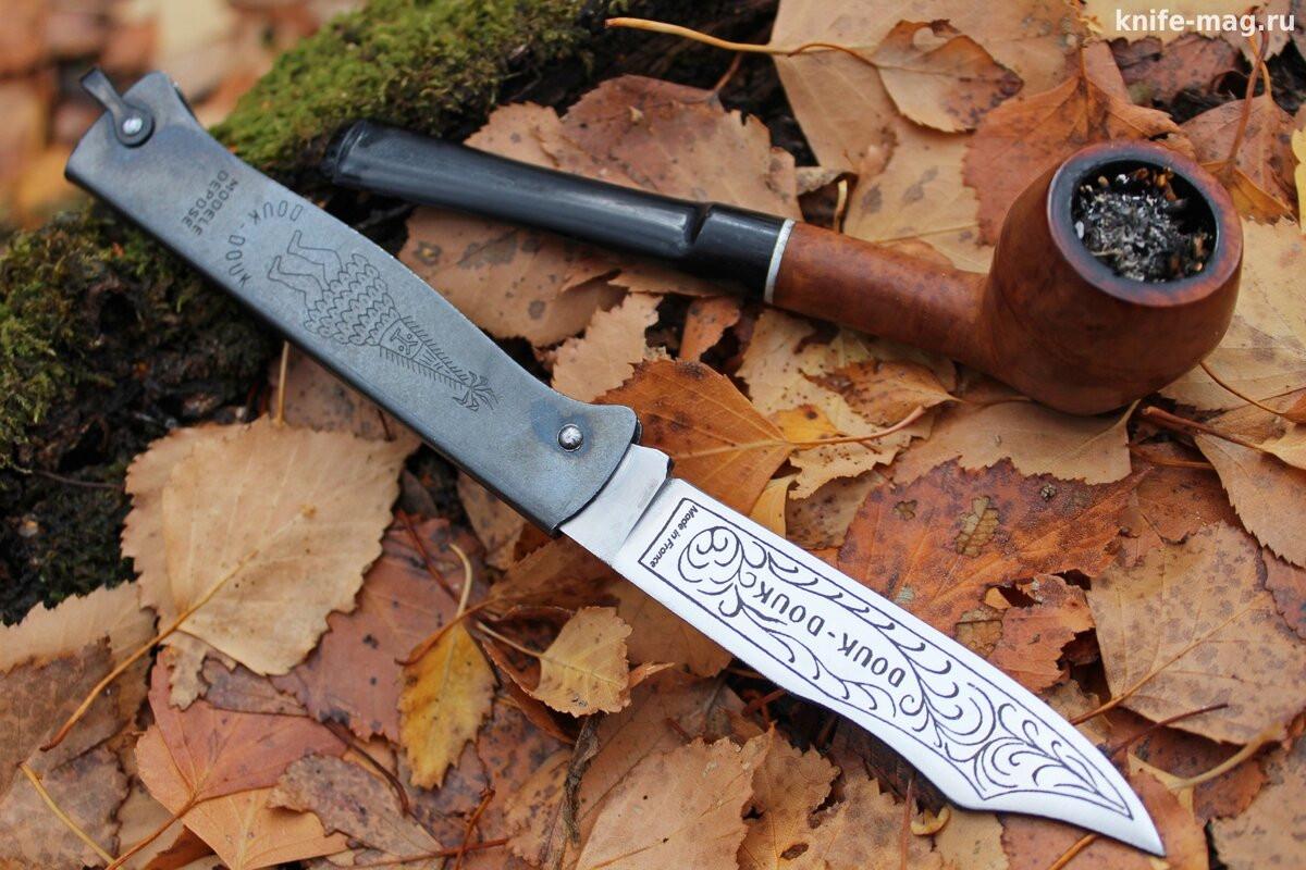 Douk-Douk — складной нож колониальной Франции