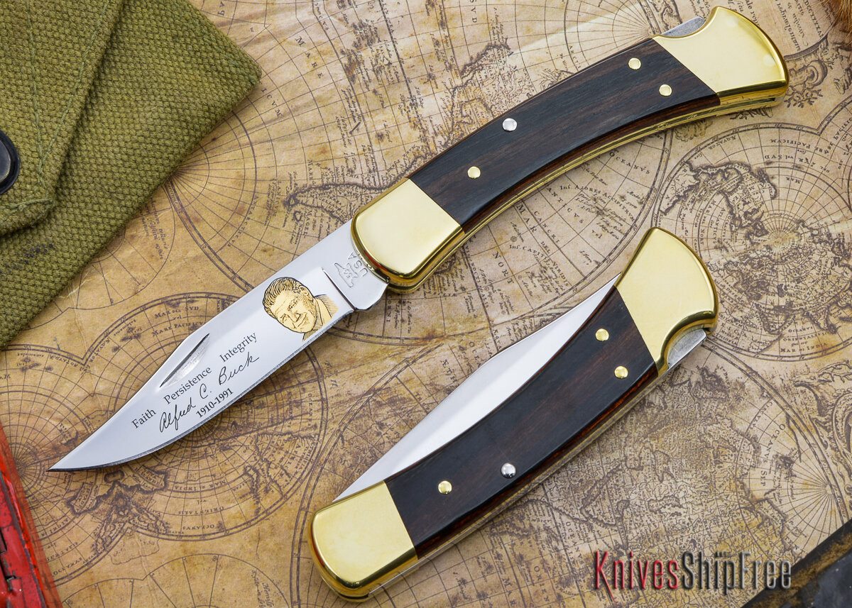 Ножи, которым не нужны современные технологии и дизайн