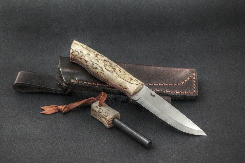 Нож финских бушкрафтеров