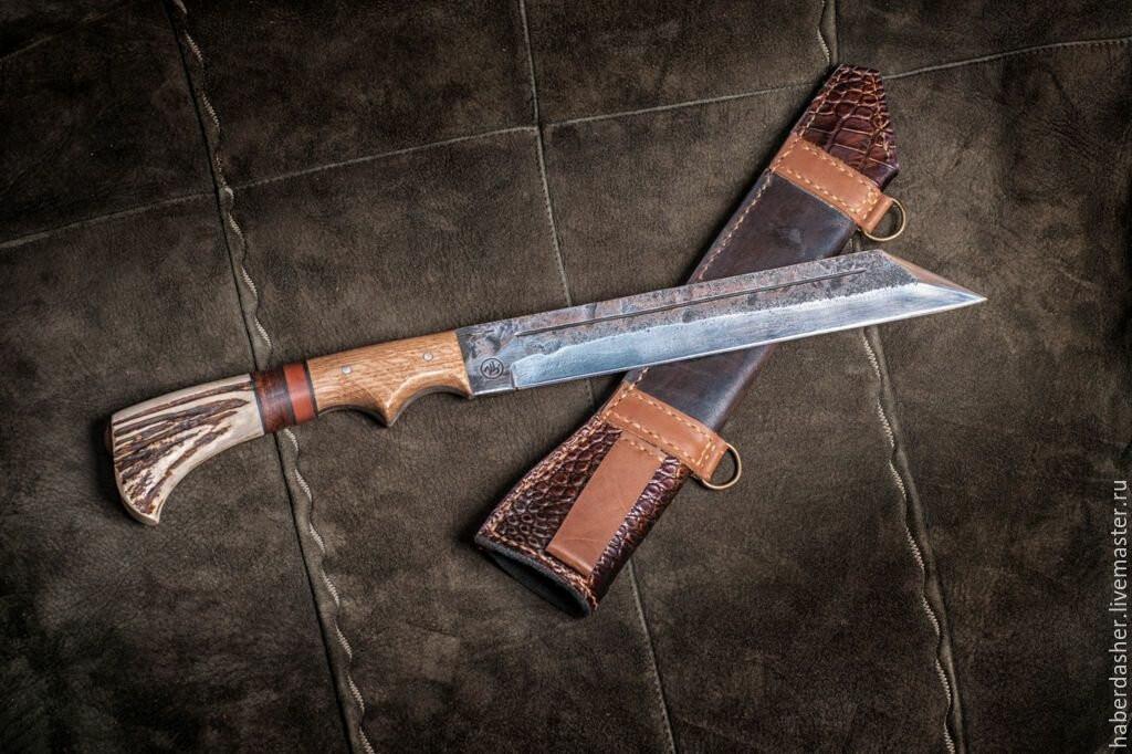 Средневековый мачете