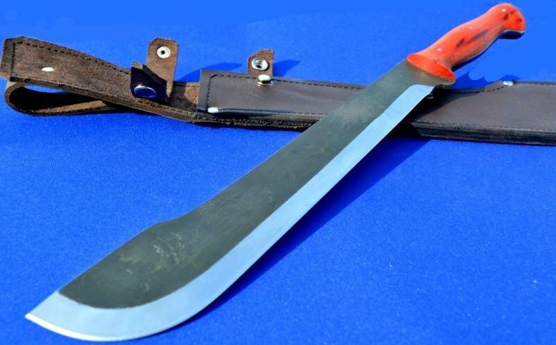 Боевые ножи, сертифицированные как хозяйственно-бытовые инструменты, какие они?