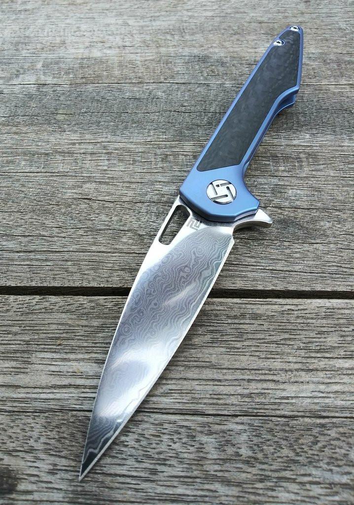 Ножи из будущего от Artisan Cutlery