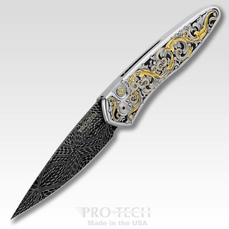 Обзор ножей от семьи которая знает толк в клинках! Pro-Tech Knives