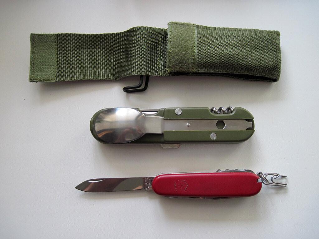 Ножи для полевой кухни