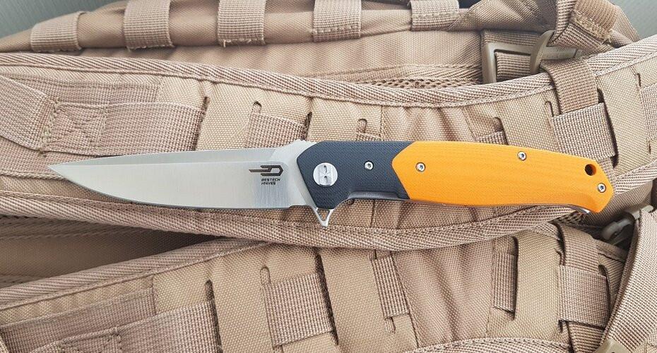 Обзор стильных EDC ножей