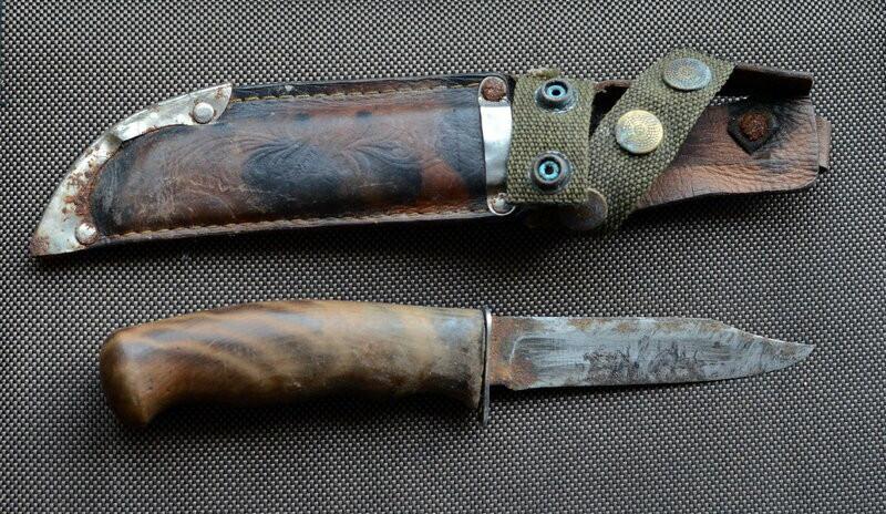 Нужен ли нож на охоте? Какой он, охотничий нож?