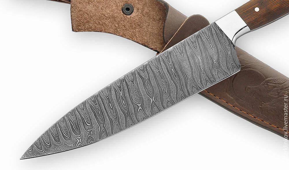 Оружие кухонного самурая – нож мастер шеф.