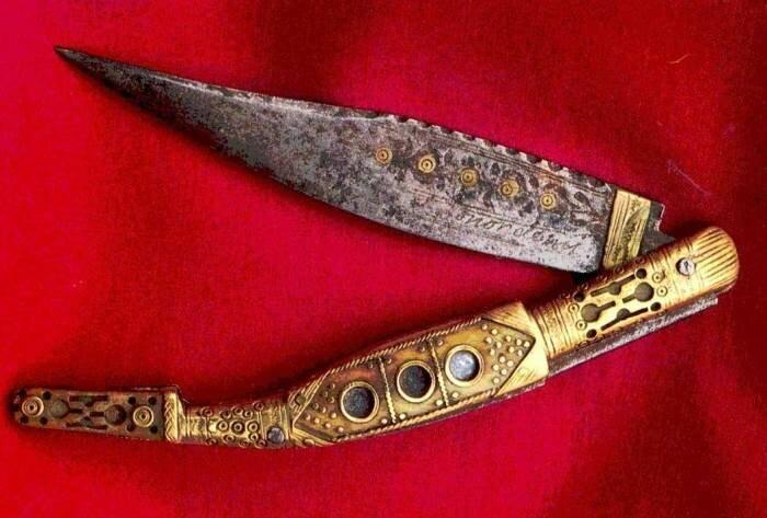 Наваха – нож или меч для бедных?