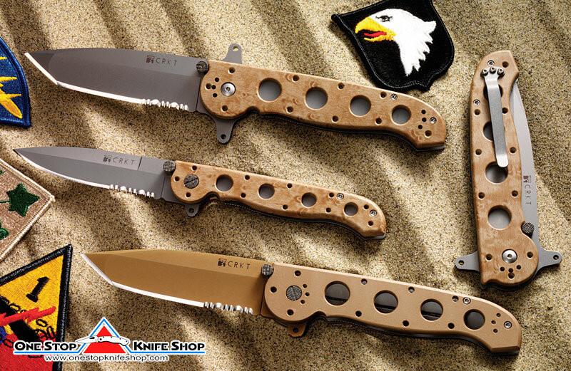 Продукция бренда Columbia River Knife and Tool