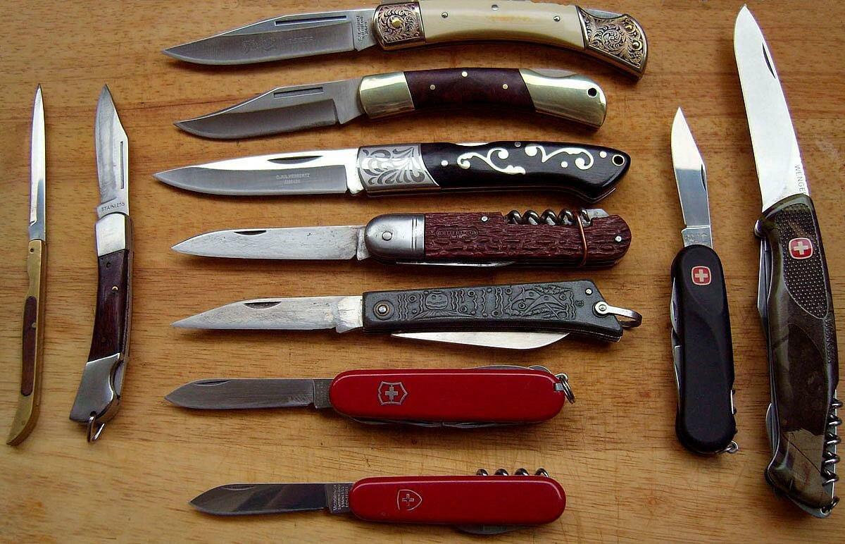 Выбор первого ножа – каким он должен быть?