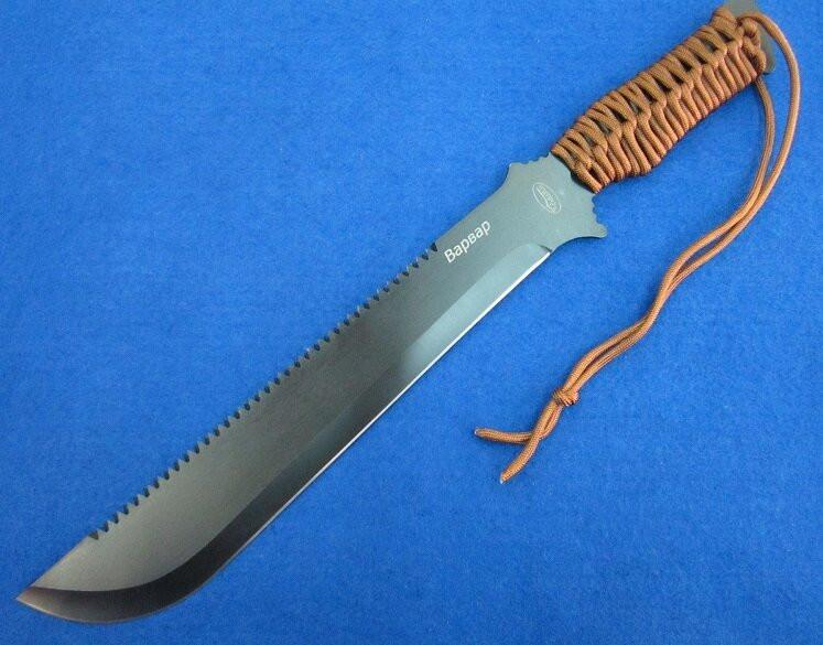 Нож выживания – последняя надежда Робинзона