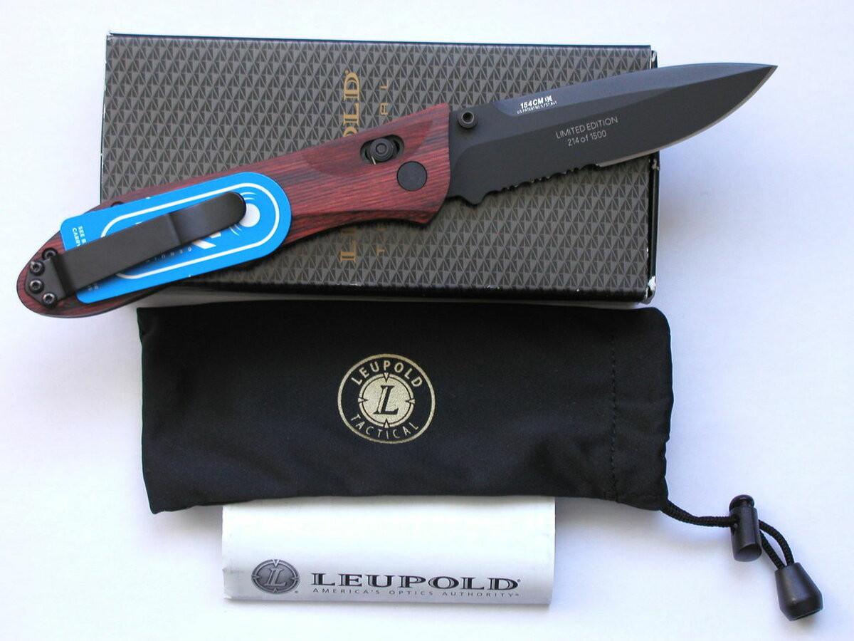 Benchmade 581 Barrage – стильный красавец от лучшего американского производителя ножей
