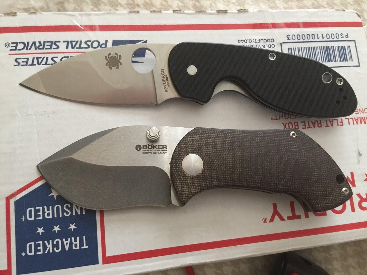 Нож Tsarap folder – смешная поделка или реально рабочий нож?