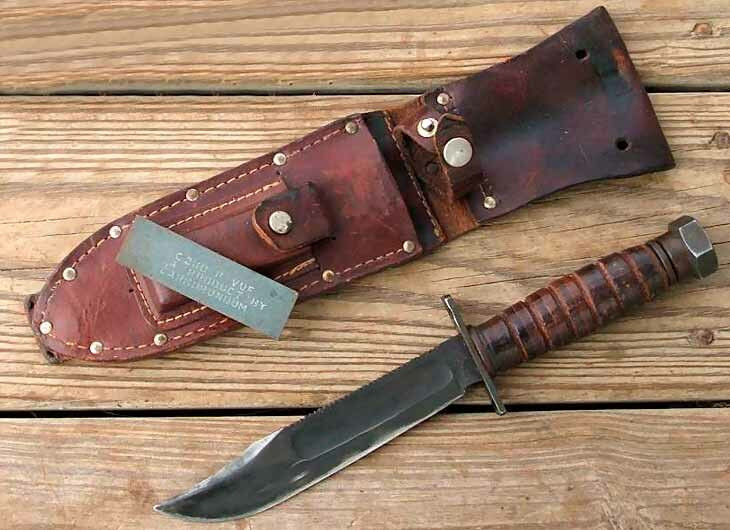 Топ-6 основных качеств настоящего ножа для выживания