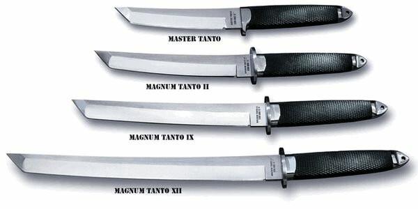 Американские ножи танто – в чём секрет их популярности?