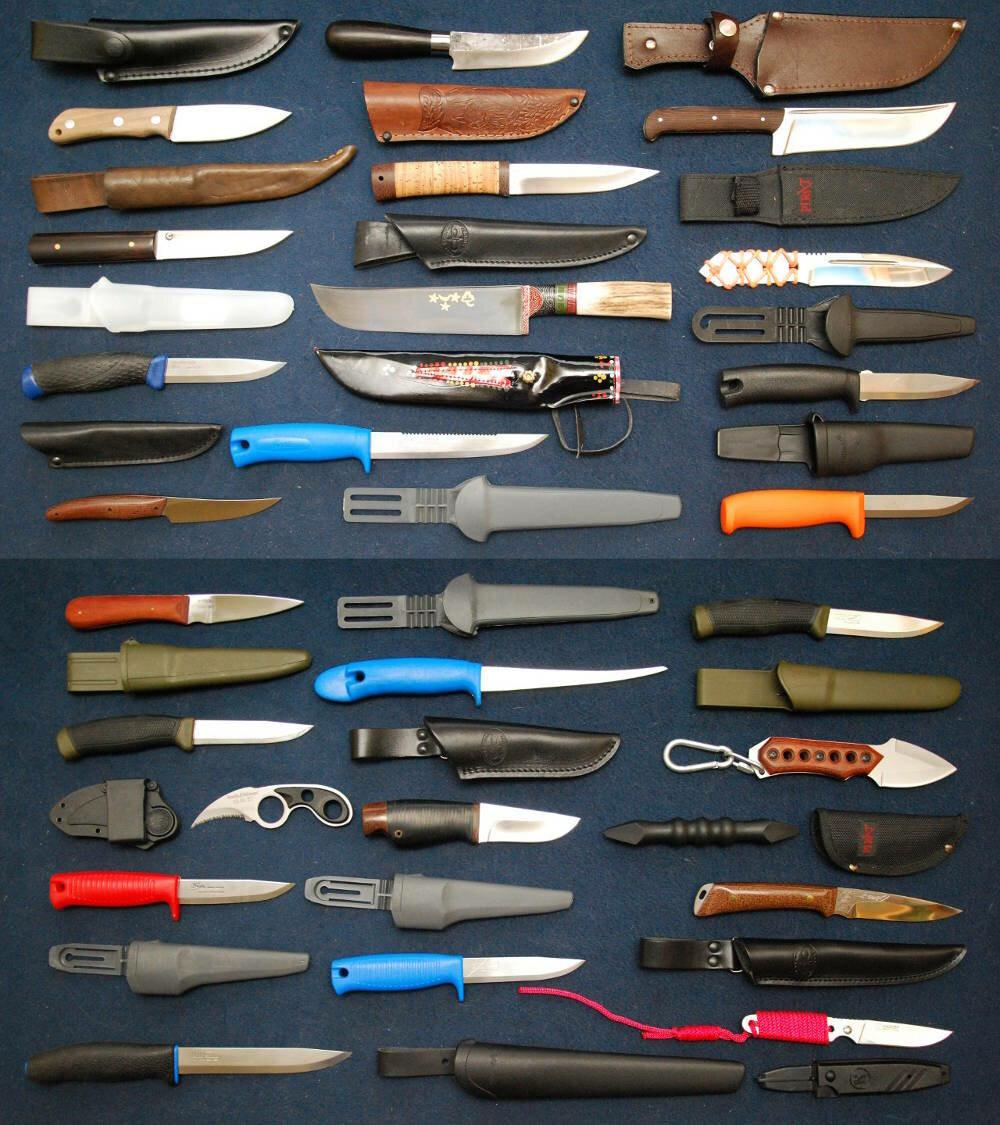 Ножи и закон. А как дела на Востоке?
