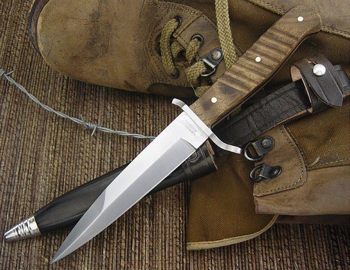 Лучшая немецкая ножевая фирма Böker и её эксклюзивные авторские ножи