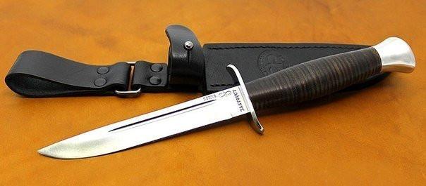 В чем особенность русских ножей?