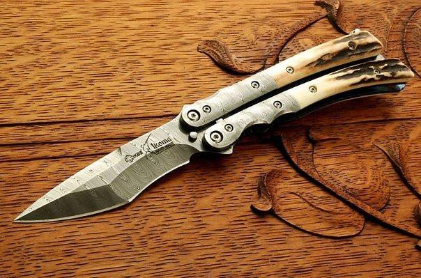 Лучшие складные ножи зарубежного производства
