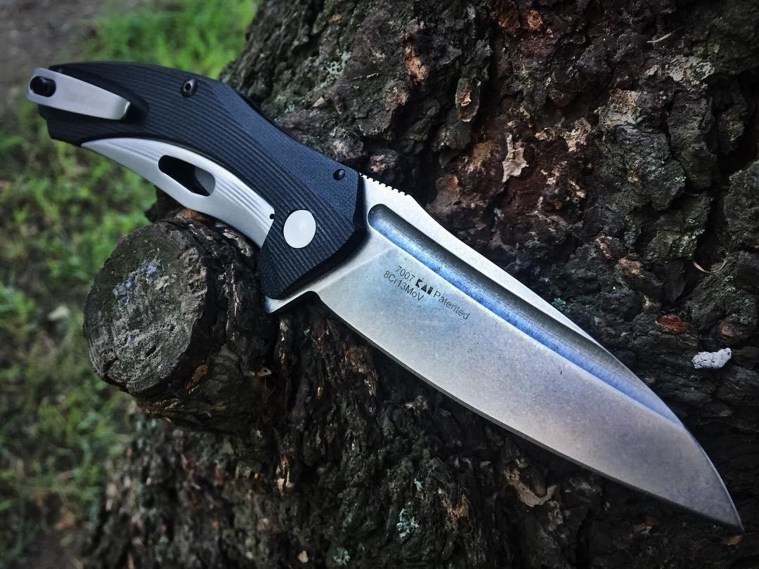 Нож Kershaw 1990 Буян – самый продаваемый керш в мире