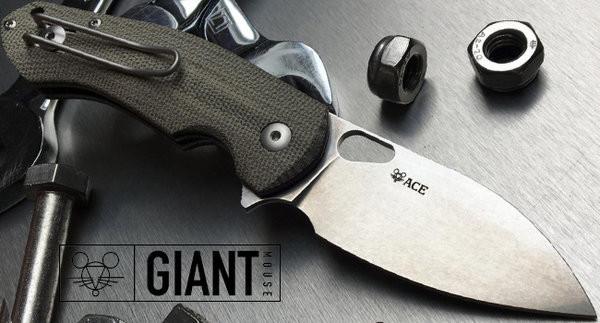 Нож Giant Mouse – ничего себе мышонок!
