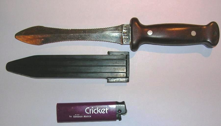 Десантный нож-стропорез ВДВ СССР – инструмент или боевое оружие?