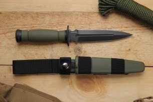 Недорогой тактический нож «Кондор-3» от Кизляр