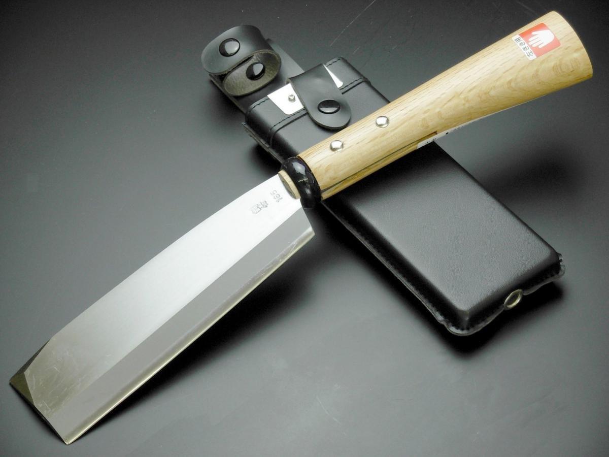 Нож ната –мачете для самурая или кухонный инструмент?