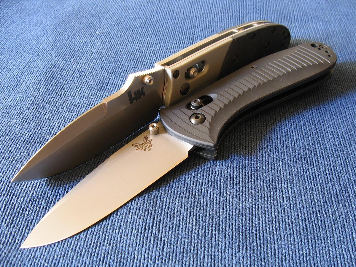 Benchmade Griptilian 551 – один из самых лучших EDC ножей современности