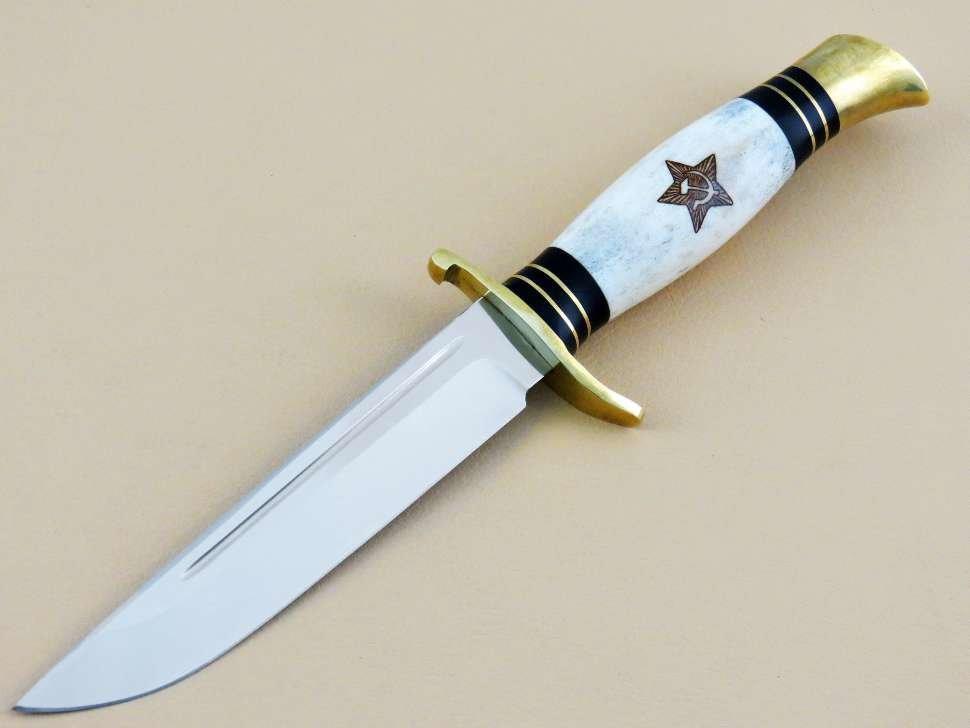 Боевой нож «Смерш-5» - очередная современная реплика советской «финки»