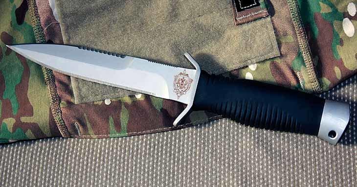 «Гюрза» - боевой нож для уничтожения противника