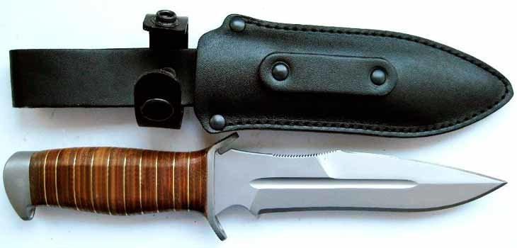 «Антитеррор» - новое поколение российских ножей ФСБ РФ