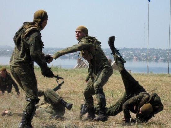 НСН «Витязь» - боевой нож для отрядов особого назначения