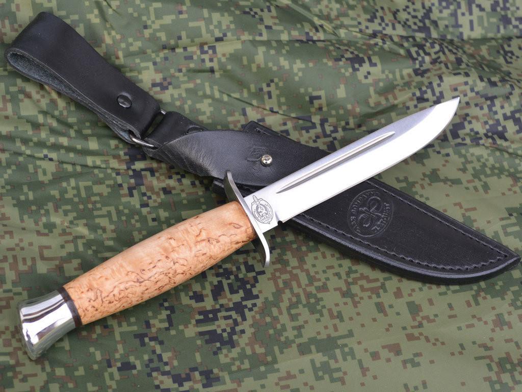 Экспериментальный армейский нож НА-2010