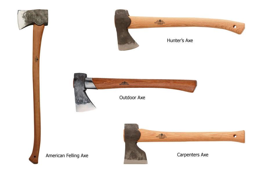 Почему топорище должно быть из дерева и как правильно насаживать и работать топором