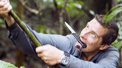 Настоящий нож Беара Грилса и его китайский клон