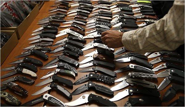 Как проверить качество вашего ножа без всяких экстремальных тестов?