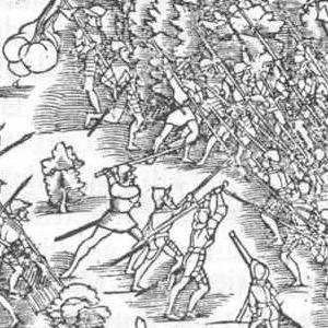 Одним ударом – 5 голов с плеч! Самый грозный двуручный меч - цвайхендер