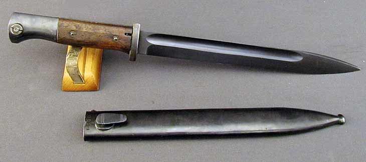 С чем шли в штыковую во время Первой мировой войны – немецкий штык образца 1871/98 годов