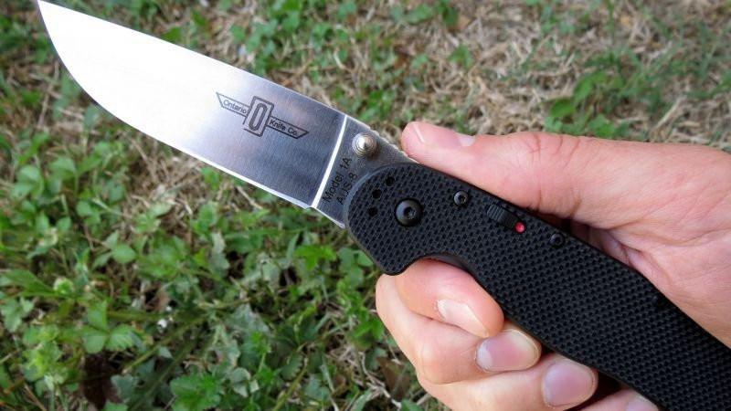 """""""Крыса"""" из Онтарио - самый популярный нож в мире и его копии, неожиданные выводы"""