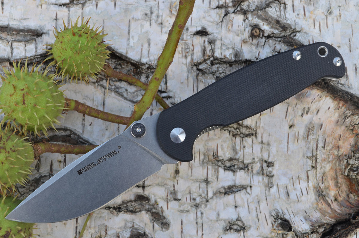H6-S1 Real Steel - очередная китайская поделка или действительно отличный нож?