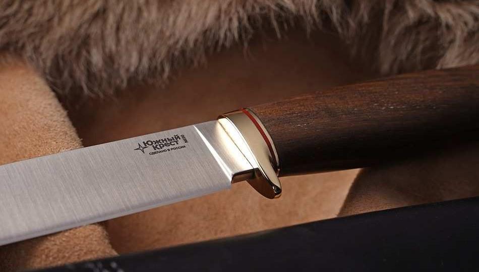 Надежный нож с фиксированным клинком от Южного Креста