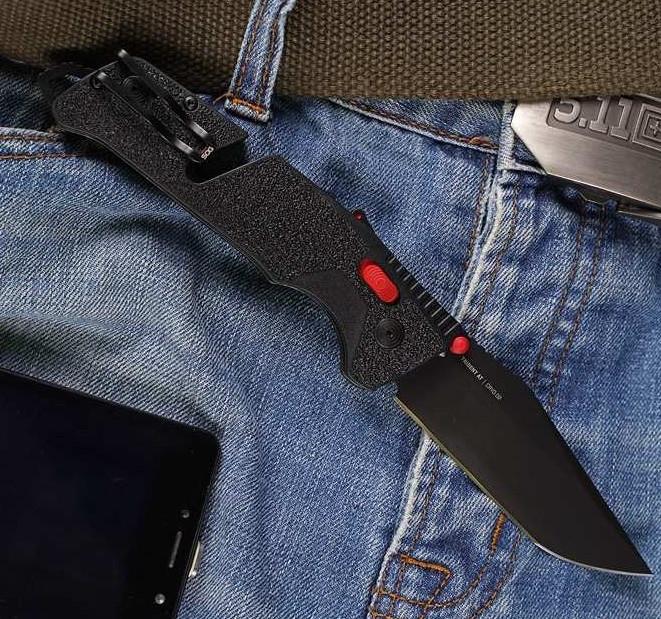 Trident MK3 Black Red Tanto от SOG